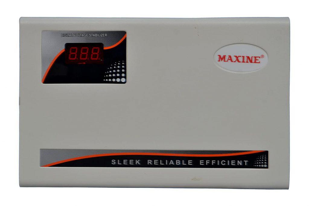 Maxine 5kva Triple Booster AC Stabilizer
