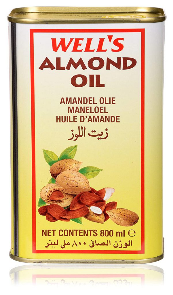 Wells Almond Oil