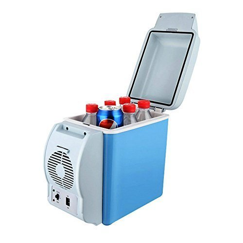 Maa Gaytri Sarees Mini Portable Refrigerator  below 3000