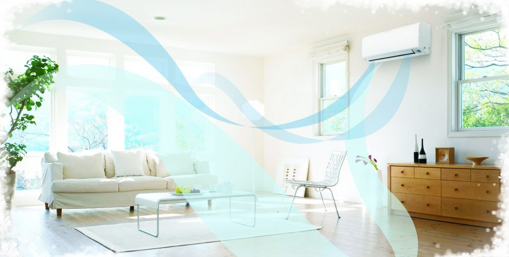 Air conditioner with Anti bacteria and Air purifier