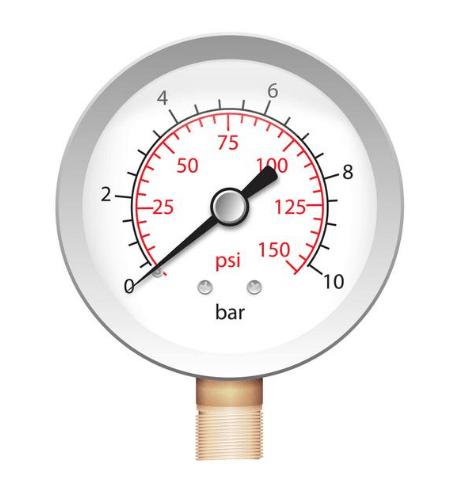 bar pressure
